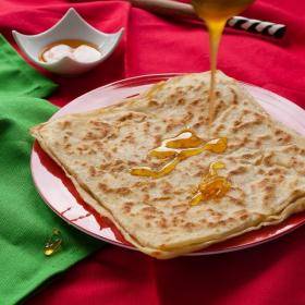 Crêpes Marocaines Msemen (par lot)