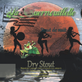 Guernouillette Dry Stout