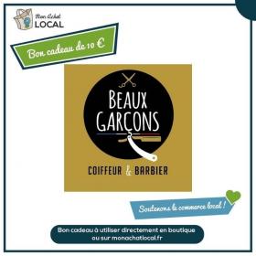 Bon Cadeau 10€ - Les Beaux Garçons -
