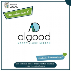 Bon Cadeau 10€ - ALGOOD -