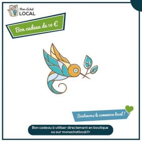 Bon Cadeau 10€ - C.Essentiel -
