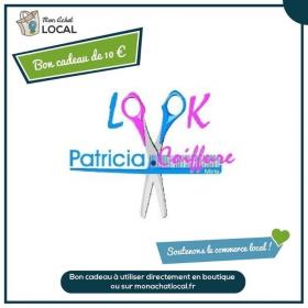 Bon Cadeau 10€ - Look Coiffure -